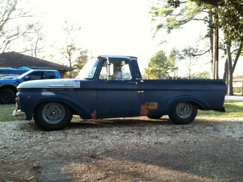 1962 Ford F100 Truck - $3200 (Tomball)