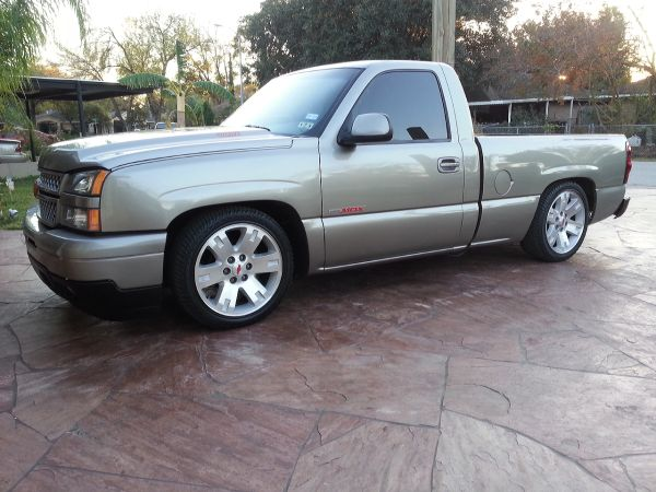 2003 Silverado Single Cab - $9500 (Houston)