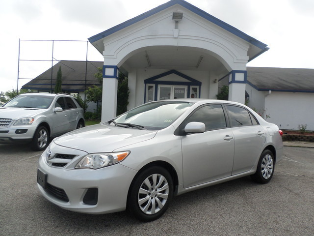 Certified 2012 Toyota Corolla LE in Spring  TX