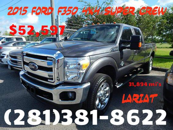 NICE Ford F350 4X4S, Ford F250 4x4s Warranty Financing