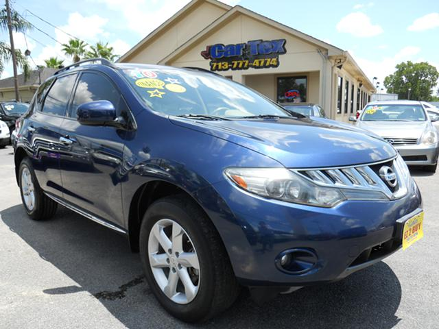 10 NISSAN MURANO ---- 100 in house finance