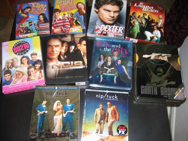 Original Dvds Movie and TV Series - $2 (Cypress Katy. 77433 Fm-529 Fry Rd.)