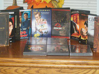 14 DVDS FOR SALE - $50 (TomballMagnolia)