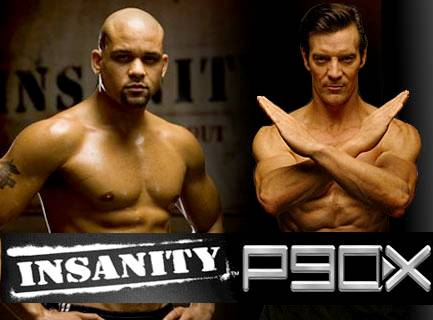 Insanity, P90X, Tapout XT, Zumba, 10 Min Trainer, More - $30