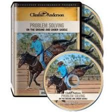 Clinton Anderson Problem Solving on the Ground and Under Saddle - $125 (Houston - FREE SHIPPING)