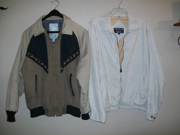 MENS JACKETS AND SHIRTS (Cypress)