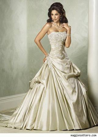 Maggie Sottero wedding dress never worn - $900 (Downtown )