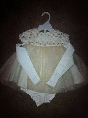 Holiday Dresses-BabyLittle Girls - $3 (south east houston)