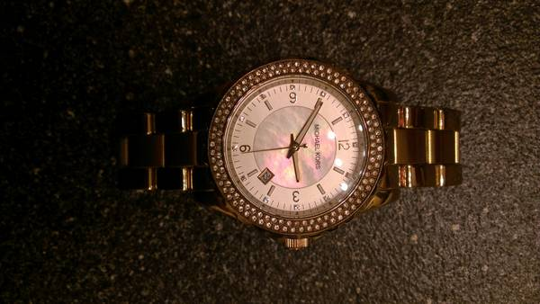 michael kohrs watch - $75 (katy)