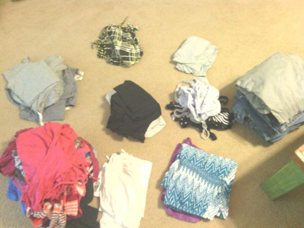 40 piece maternity clothes plus breat pump $250.00 obo - $250 (humble)