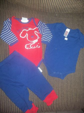Clothes for Baby Boy 6 months (Cypress, Houston)
