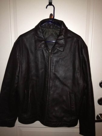 Roundtree  Yorke Leather Jacket (Katy, Tx)