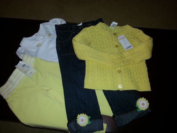 Girls 2t lot of clothes Gap Gymboree NEW (Katy)
