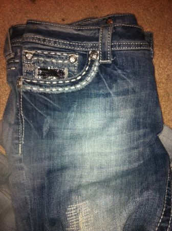 Miss me jeans size 32 - $90 (The Woodlands)