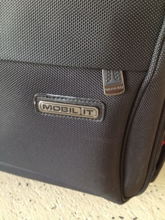 Roller Bag - $53 (Galleria, west Houston)