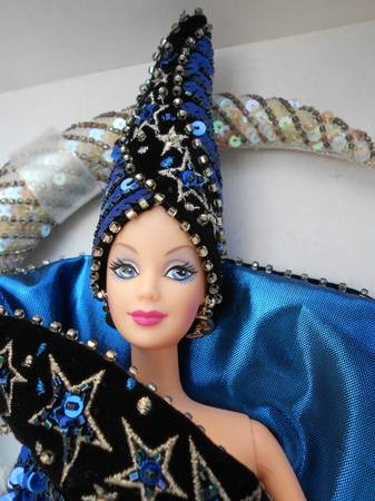 Barbie Bob Mackie Goddess of the moon doll - $200 (Cypress - Fry Road near 290)