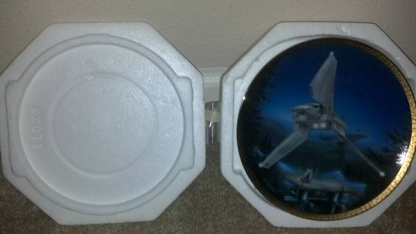 Star Wars Space Vehicles - $30 (Houston)