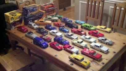 31 Diecast Car Collection - $300 (Conroe)