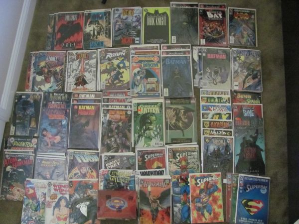 Amazing Comic Book Collection - $450 (Jersey Village)