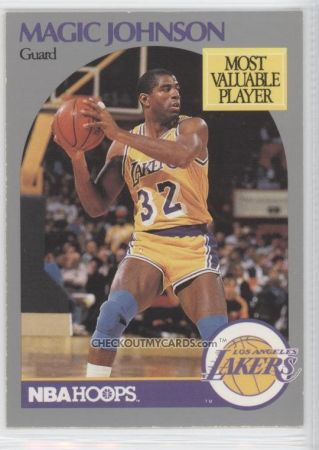 Earvin MAGIC Johnson 12-card basketball collection - $20 (Heights)