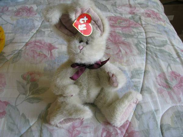 Collectibles Rare TY Attic Treasures Collection Jeremy Bunny Rabbit - $28 (Sugar Land )