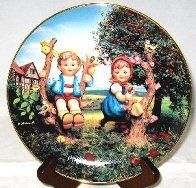 Looking for a great gift-6 Hummel Plates-Excellent Condition (Katy (Westheimer  Peek Road))