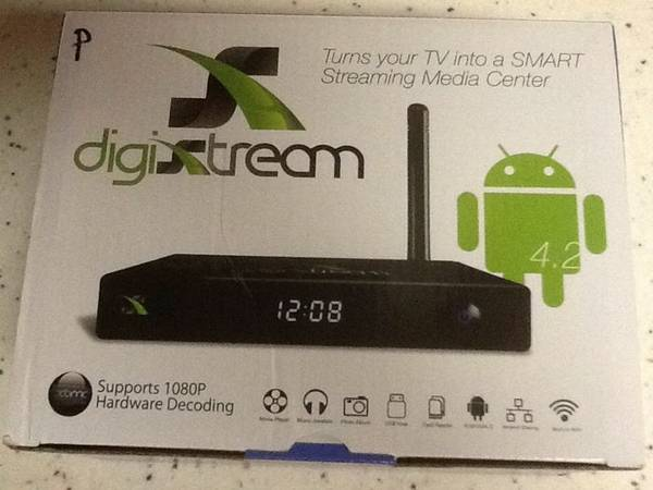 DIGIXSTREAM 1 HD MEDIA PLAYER - $250 (KINGWOOD)