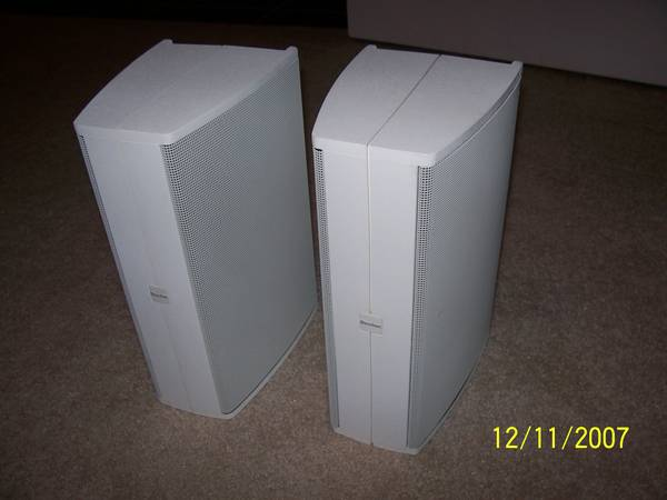 boston acoustics lynnfield vr series vrs surround sound system - $100 (league city)