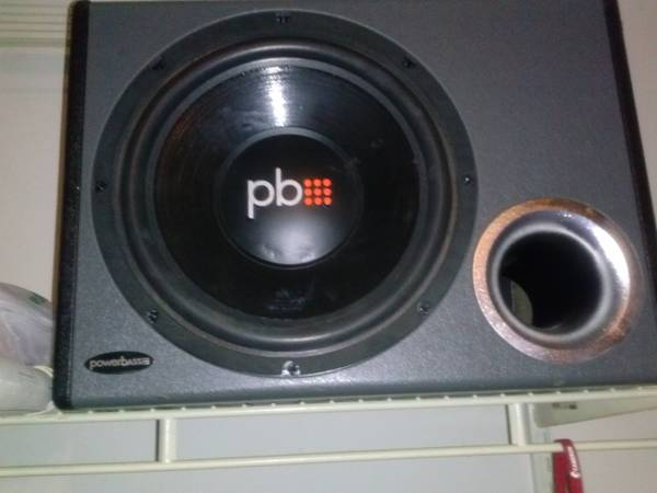 stereo system  - $250 (north houston )