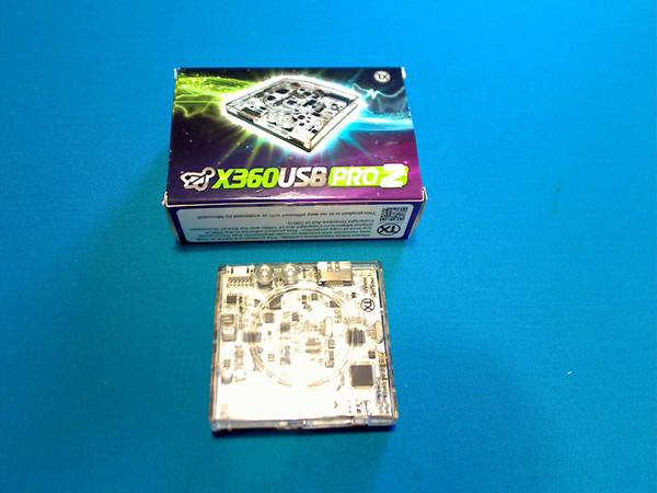 X360USBPRO2 Xecuter X360 USB Pro v2 with PROBE - $110 (sugarland)