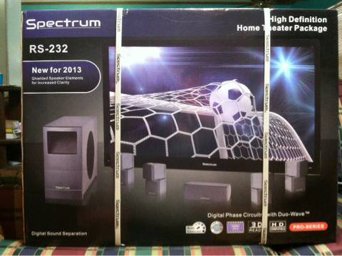Spectrum pro series r-232 hd - $1500 (Porter texas)