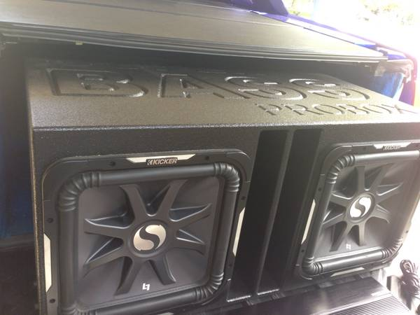 2 15 L7 with super bass probox $550 OBO - $550 (South east )