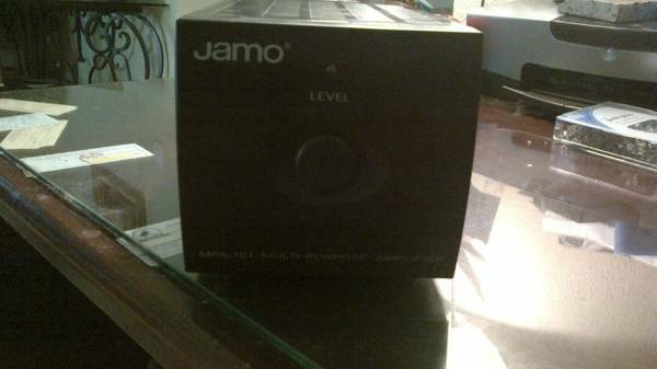Jamo MPA-101 Multi-purpose Amplifier - $75 (59 and Kirby)