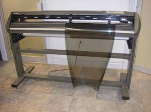 $3,800, GCC Jaguar IV Plotter 72 Nearly New for AutoResidentialWindow Tinting, Vinyl Sign Businesses