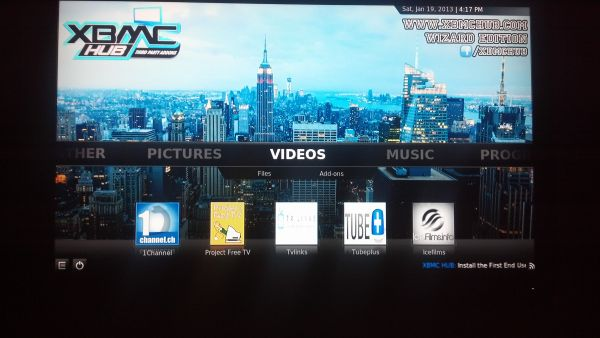 Apple TV 2 - 5.0.2 Jailbroken with FireCore v2.1 - FRODO - $270 (Houston)