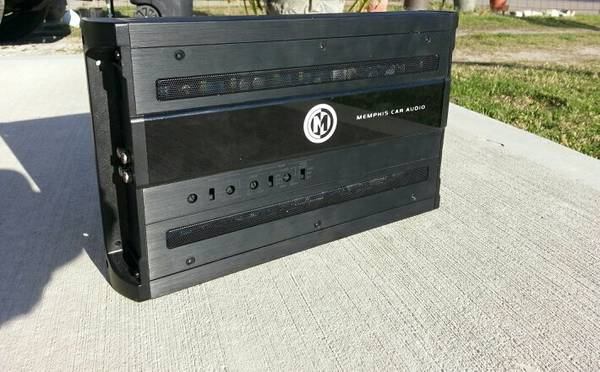 TOP OF THE LINE AMP MEMPHIS AMP FOR LOWS OR HIGHS - $120 (HOUSTON )