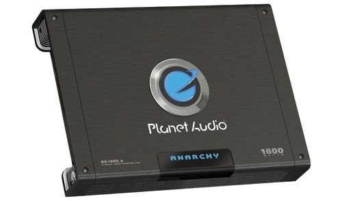 BRAND NEW PLANET AUDIO 1600 WATT 4 CHANNEL AMP - $99 (new location clute)