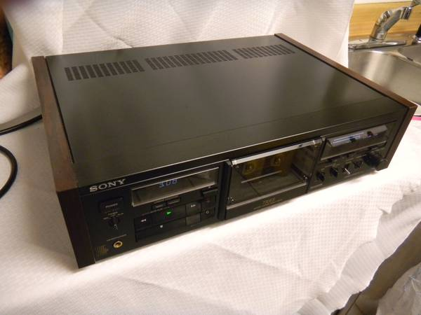 Sony TC-K 730ES Cassette Deck Player -- Very Rare -- Mint - $650 (Clear Lake)