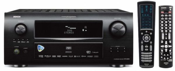 Denon 4308ci 140 Watt Per Channel Audio Visual Receiver With Audyssey - $700 (The Woodlands, TX)
