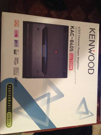 Brand new car audio equipment for sale Amplifiers and Subwoofers - $1 (Cypress, Tx)