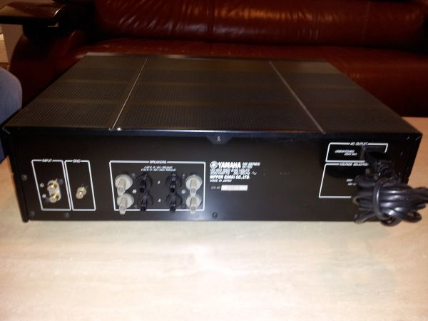 Yamaha Power Amplifier M-50 - $140 (FRY Rd KATY)