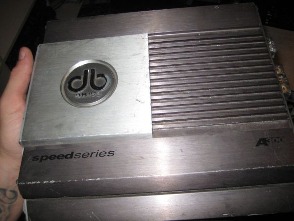 db drive speed series a300 - $65 (the woodlands)