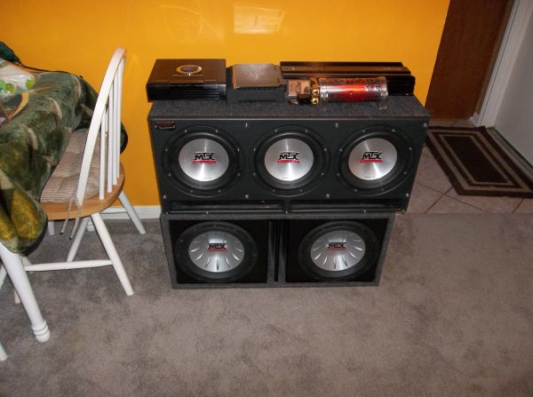 MTX subs and s - $450 (katyhou)