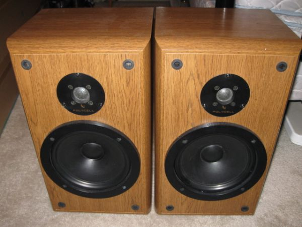 Infinity Reference Two speakers - $30 (sugar land)