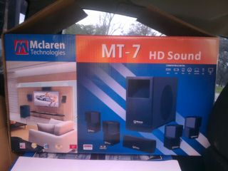 McLaren Technologies MT-7 Digital Surround Sound - $75 (Pasadena,Tx)