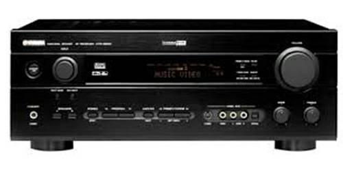 Yamaha HTR-5660 Digital Home Theater Receiver - $105 (pasadena)