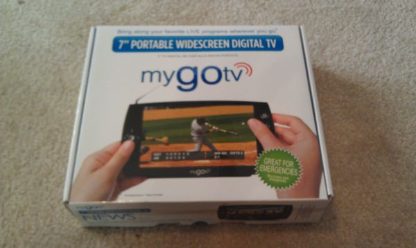 MYGOTV TV Innovative DTV Solutions DPT170D 7 480p LCD Television - $80 (Clear Lake Houston 77062 Southwest)