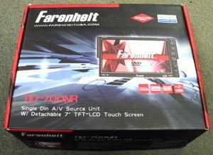 In Dash Touch Screen Car Stereo CHEAP - $150 (Friendswood)