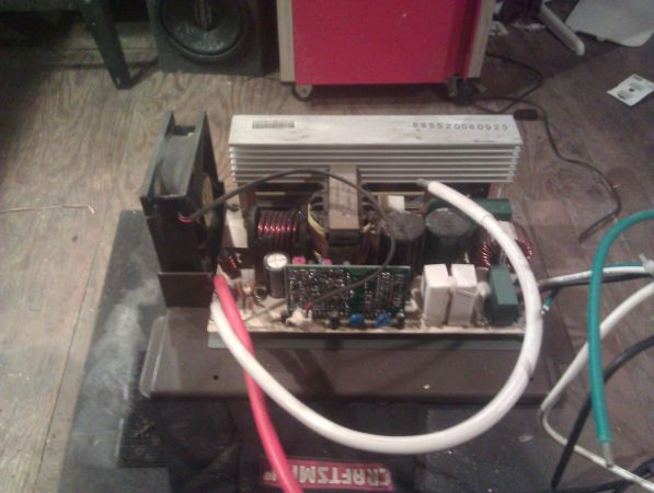 RV Power Converter - $120 (Bacliff)