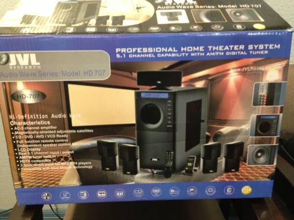 JVL PROFESSIONAL HOME THEATER SYSTEM - $2000 (HOUSTON TX)